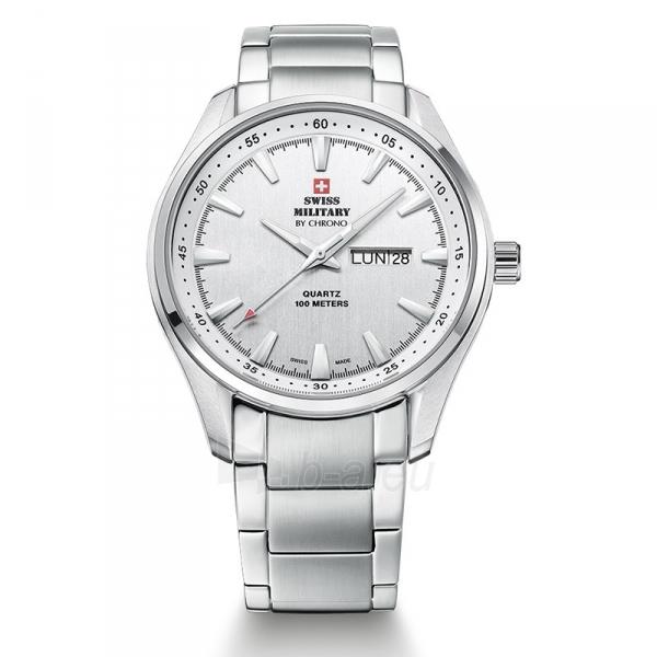 Vyriškas laikrodis Swiss Military by Chrono SM34027.02 Paveikslėlis 1 iš 1 30069609489