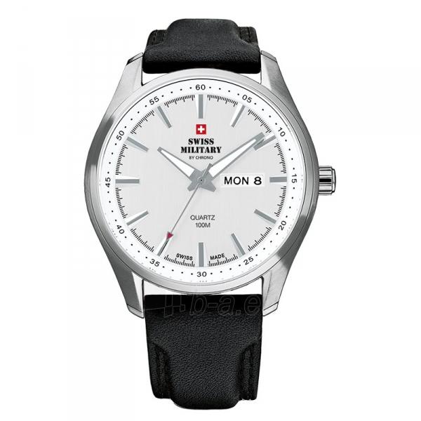 Vyriškas laikrodis Swiss Military by Chrono SM34027.06 Paveikslėlis 1 iš 1 30069609492