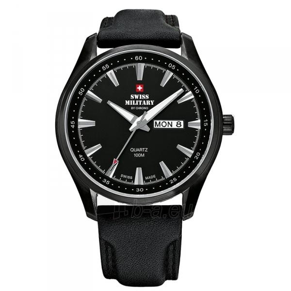 Male laikrodis Swiss Military by Chrono SM34027.07 Paveikslėlis 1 iš 1 30069609493