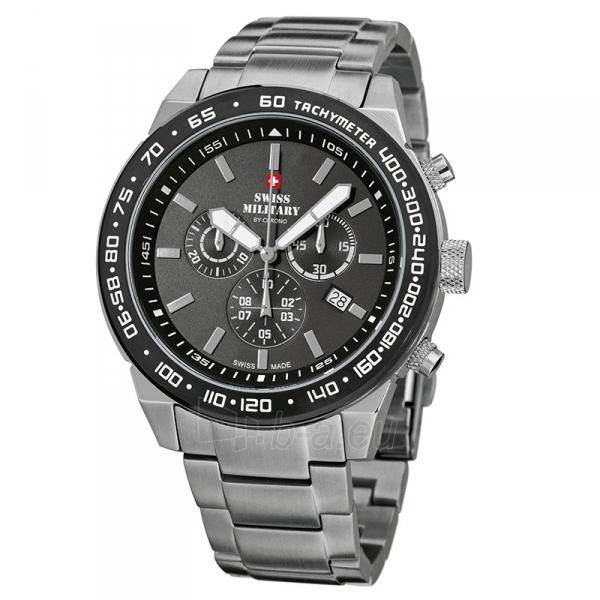 Vīriešu pulkstenis Swiss Military by Chrono SM34030.02 Paveikslėlis 1 iš 1 30069609494