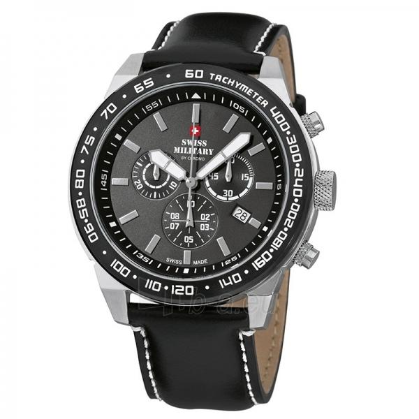 Vyriškas laikrodis Swiss Military by Chrono SM34030.03 Paveikslėlis 1 iš 1 30069609495