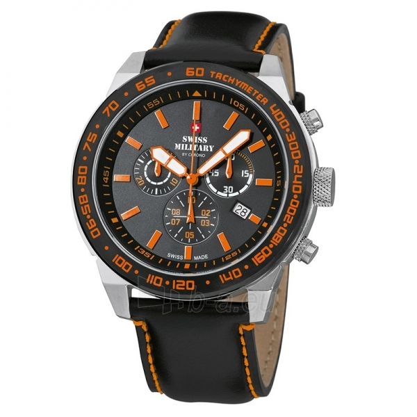 Vīriešu pulkstenis Swiss Military by Chrono SM34030.05 Paveikslėlis 1 iš 1 30069609496