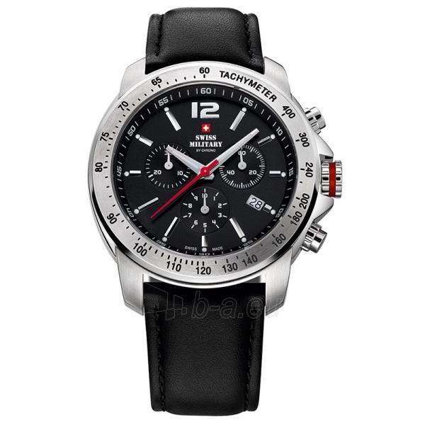 Vyriškas laikrodis Swiss Military by Chrono SM34033.04 Paveikslėlis 1 iš 1 30069609498