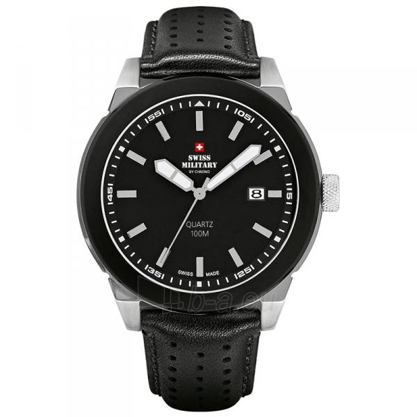 Male laikrodis Swiss Military by Chrono SM34035.01 Paveikslėlis 1 iš 1 30069609500