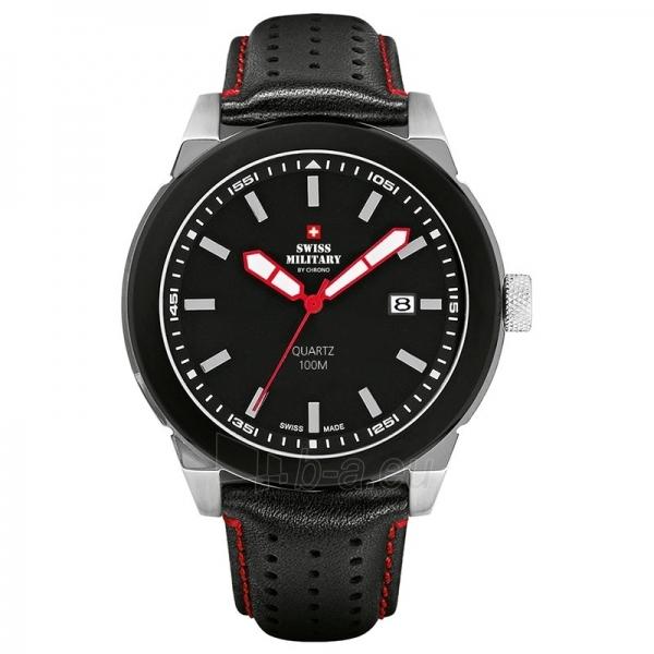 Male laikrodis Swiss Military by Chrono SM34035.02 Paveikslėlis 1 iš 1 30069609501