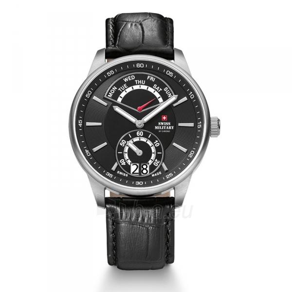 Male laikrodis Swiss Military by Chrono SM34037.03 Paveikslėlis 1 iš 1 30069609503