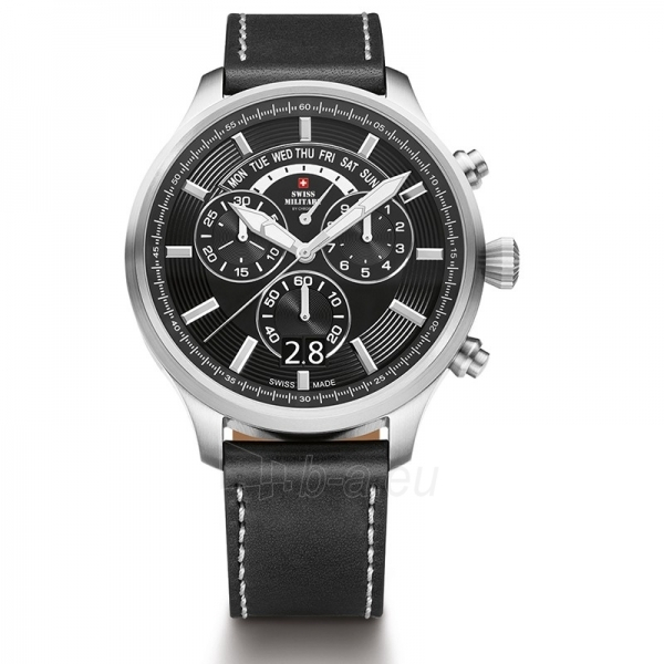 Vīriešu pulkstenis Swiss Military by Chrono SM34038.04 Paveikslėlis 1 iš 1 30069609506