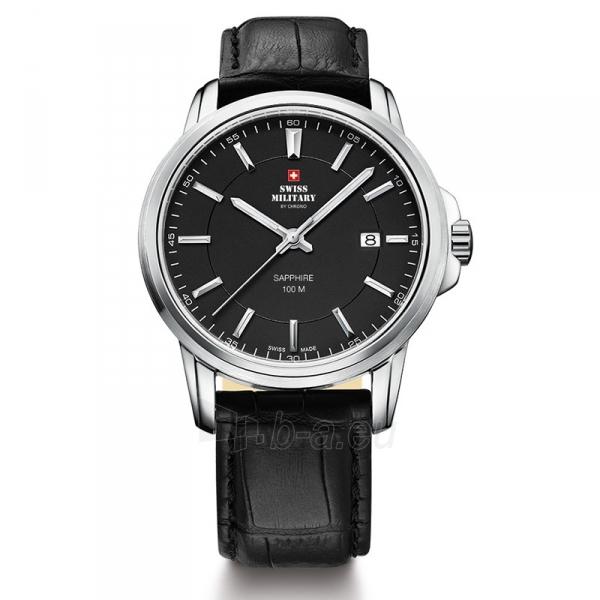 Vyriškas laikrodis Swiss Military by Chrono SM34039.06 Paveikslėlis 1 iš 1 30069609509