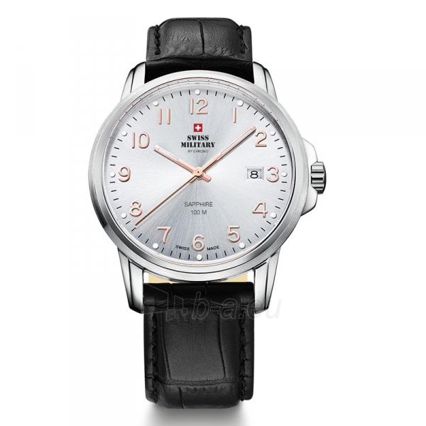 Male laikrodis Swiss Military by Chrono SM34039.09 Paveikslėlis 1 iš 1 30069609512