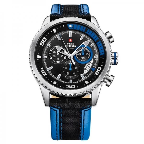 Vyriškas laikrodis Swiss Military by Chrono SM34042.08 Paveikslėlis 1 iš 1 30069609518