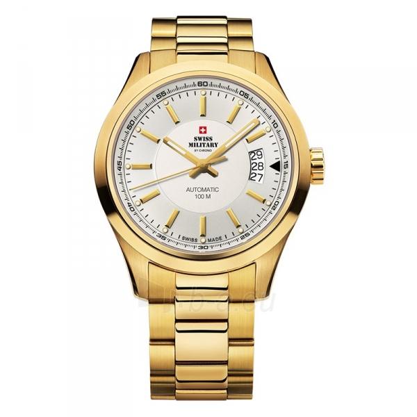 Vyriškas laikrodis Swiss Military by Chrono SMA30003.07 Paveikslėlis 1 iš 1 30069609522