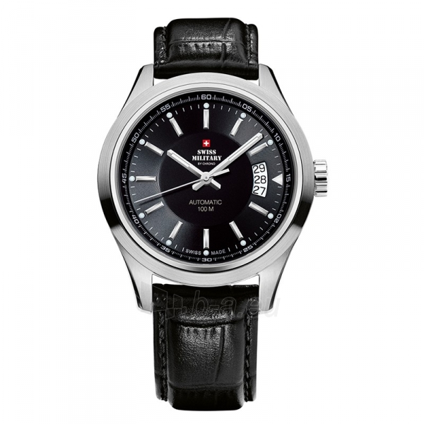 Male laikrodis Swiss Military by Chrono SMA30003.08 Paveikslėlis 1 iš 1 30069609523