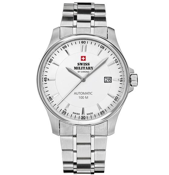 Male laikrodis Swiss Military by Chrono SMA34025.02 Paveikslėlis 1 iš 1 310820105926