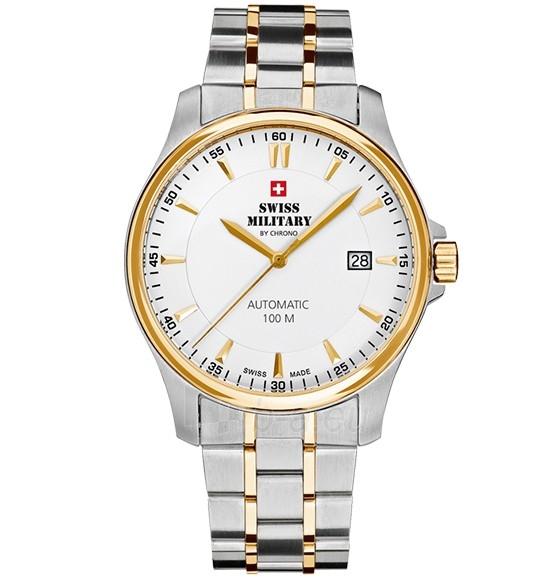 Vyriškas laikrodis Swiss Military by Chrono SMA34025.03 Paveikslėlis 1 iš 1 310820105925