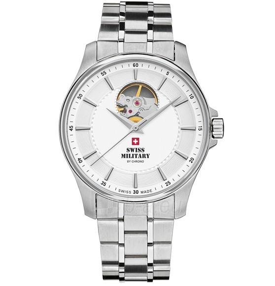 Male laikrodis Swiss Military by Chrono SMA34050.02 Paveikslėlis 1 iš 1 310820105921