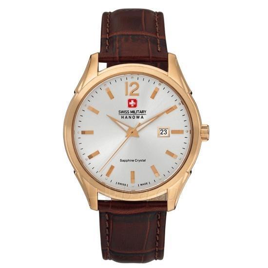 Vīriešu pulkstenis Swiss Military Hanowa 06.4157.09.001 Paveikslėlis 1 iš 1 30069606329