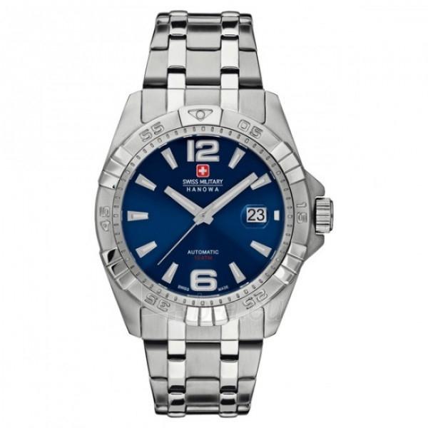 Vyriškas laikrodis Swiss Military Hanowa 5.5184.04.003 Paveikslėlis 1 iš 1 30069606336