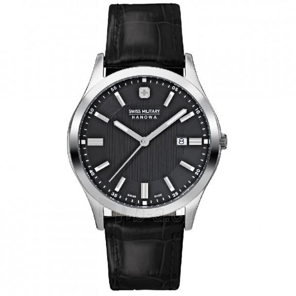 Vīriešu pulkstenis Swiss Military Hanowa 6.4182.04.007 Paveikslėlis 1 iš 1 30069606349