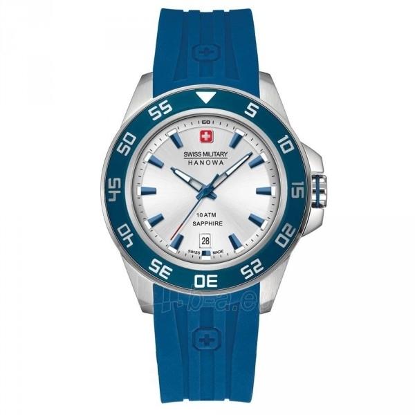 Vyriškas laikrodis Swiss Military Hanowa 6.4221.04.001 Paveikslėlis 1 iš 1 30069606357