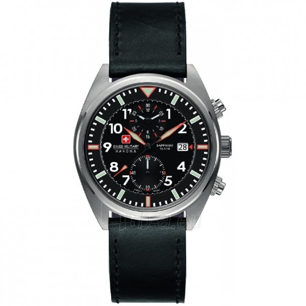 Vīriešu pulkstenis Swiss Military Hanowa 6.4227.04.007 Paveikslėlis 1 iš 1 30069606358