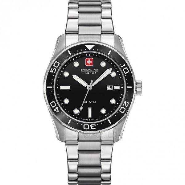 Vyriškas laikrodis Swiss Military Hanowa 6.5213.04.007 Paveikslėlis 1 iš 1 30069606378