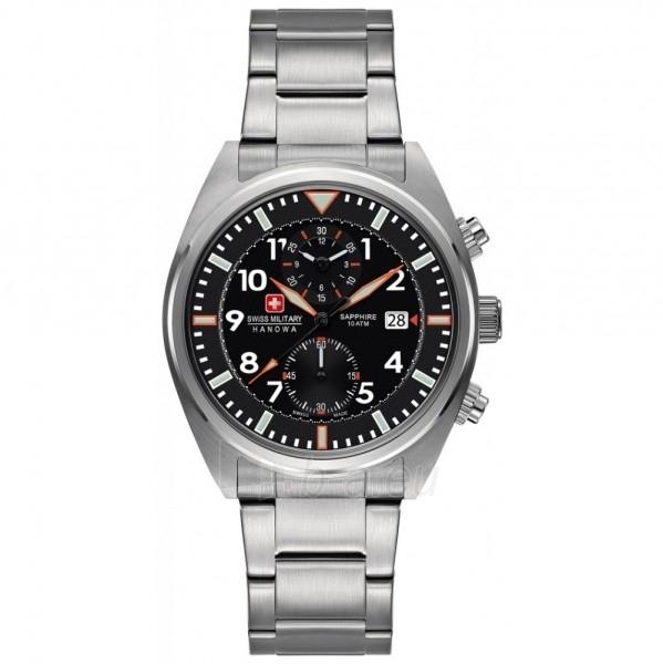 Vīriešu pulkstenis Swiss Military Hanowa 6.5227.04.007 Paveikslėlis 1 iš 1 30069606381