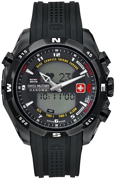 Men's watch Swiss Military Highlander 6.4174.13.007 Paveikslėlis 1 iš 3 30069606390