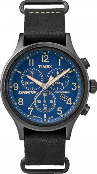 Male laikrodis Timex Expedition Scout Chrono TW4B04200 Paveikslėlis 1 iš 3 310820110649