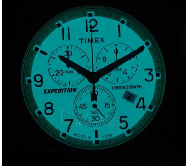 Male laikrodis Timex Expedition Scout Chrono TW4B04200 Paveikslėlis 3 iš 3 310820110649