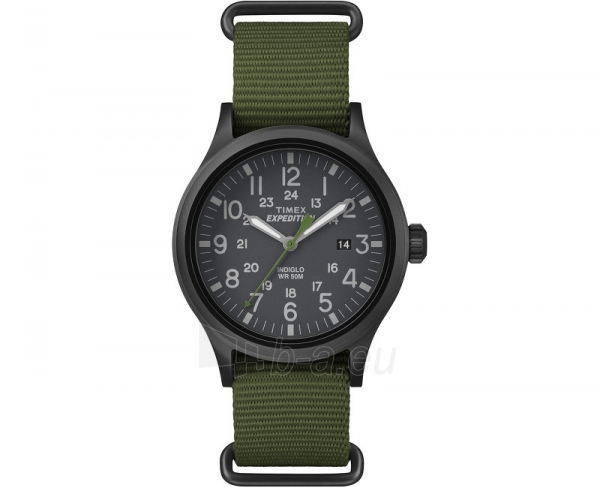 Vyriškas laikrodis Timex Expedition Scout TW4B04700 Paveikslėlis 1 iš 1 310820028154
