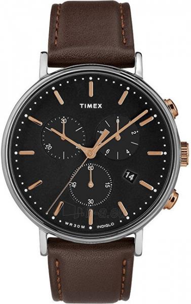 Vīriešu pulkstenis Timex Fairfield Chrono TW2T11500 Paveikslėlis 1 iš 5 310820180711