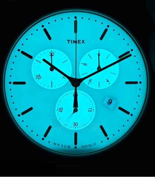 Vīriešu pulkstenis Timex Fairfield Chrono TW2T11500 Paveikslėlis 4 iš 5 310820180711