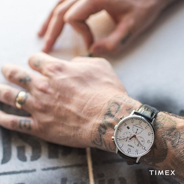 Vīriešu pulkstenis Timex Fairfield Chrono TW2T11500 Paveikslėlis 5 iš 5 310820180711