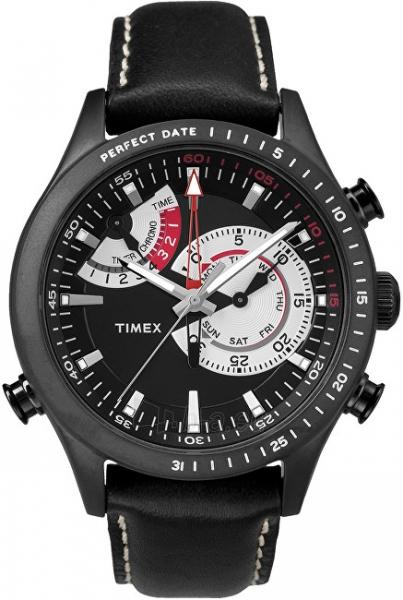 Vīriešu pulkstenis Timex Intelligencequartz TW2P72600 Paveikslėlis 1 iš 2 310820178613