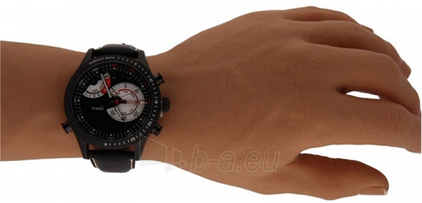 Vīriešu pulkstenis Timex Intelligencequartz TW2P72600 Paveikslėlis 2 iš 2 310820178613