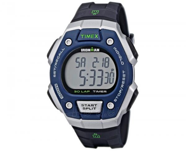 Male laikrodis Timex Ironman Classic 30 T5K823 Paveikslėlis 1 iš 1 30069610761