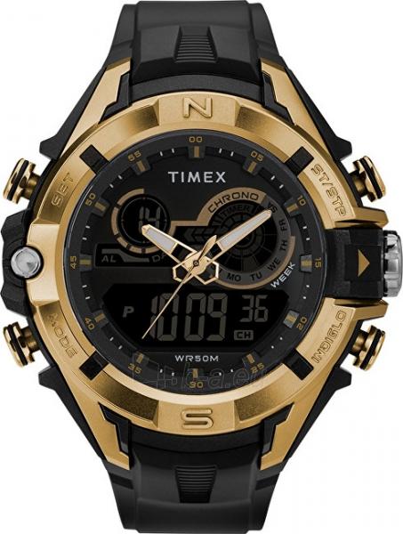 Vyriškas laikrodis Timex TheGuard TW5M23100 Paveikslėlis 1 iš 4 310820166579