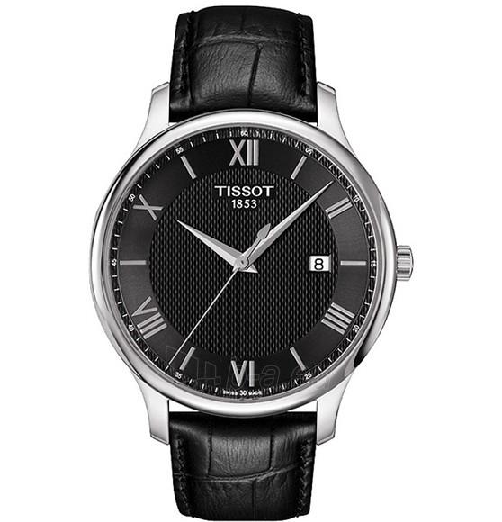 Vīriešu pulkstenis Tissot T063.610.16.058.00 Paveikslėlis 1 iš 1 310820105827