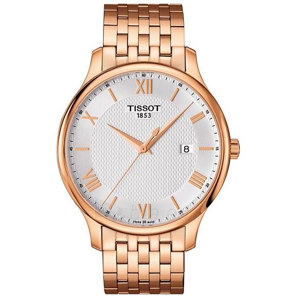 Vyriškas laikrodis Tissot T063.610.33.038.00 Paveikslėlis 1 iš 1 310820105829