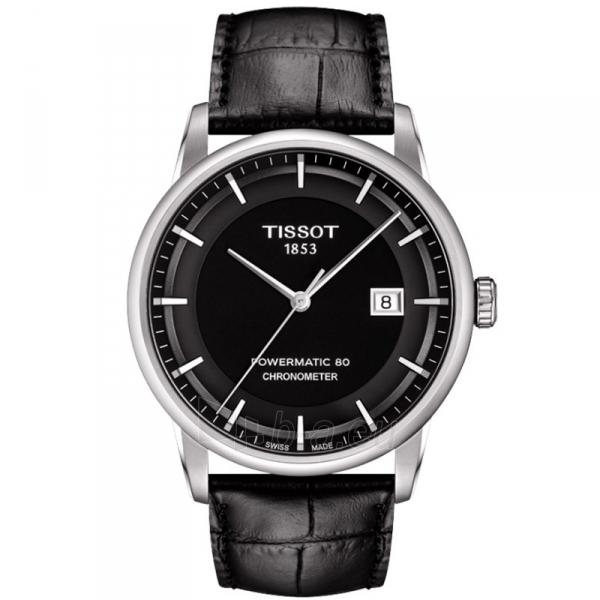 Vyriškas laikrodis Tissot T086.408.16.051.00 Paveikslėlis 1 iš 1 310820010750