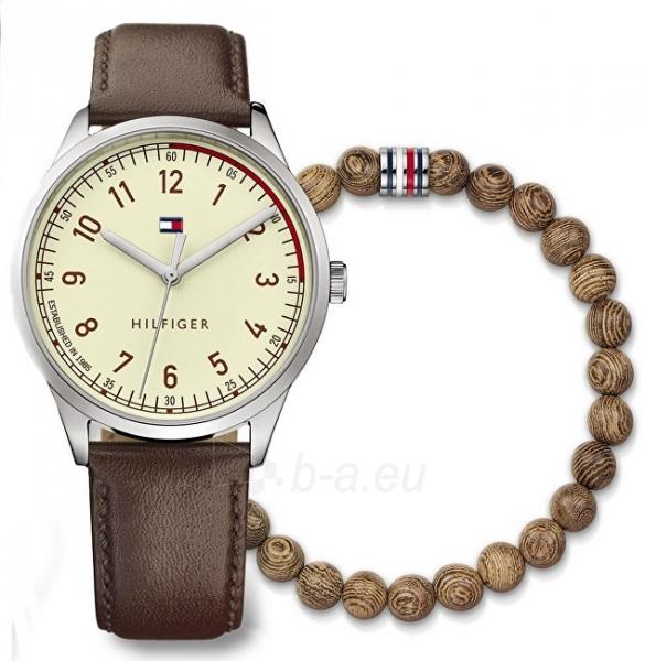Vyriškas laikrodis Tommy Hilfiger Dárková sada TH2770020 Paveikslėlis 1 iš 2 310820171492