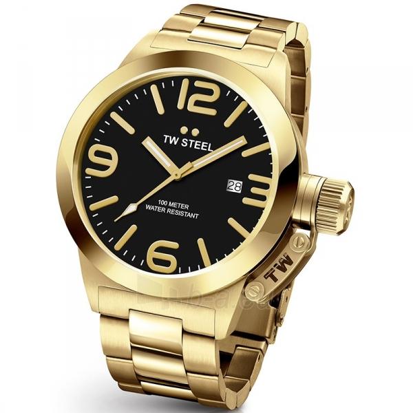 Vīriešu pulkstenis TW Steel CB91 Paveikslėlis 1 iš 1 310820010490