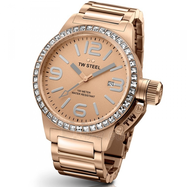 Male laikrodis TW Steel TW305 Paveikslėlis 1 iš 1 310820010468