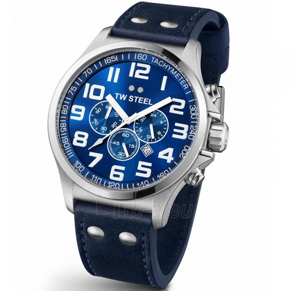 Male laikrodis TW Steel TW402 Paveikslėlis 1 iš 1 310820010463