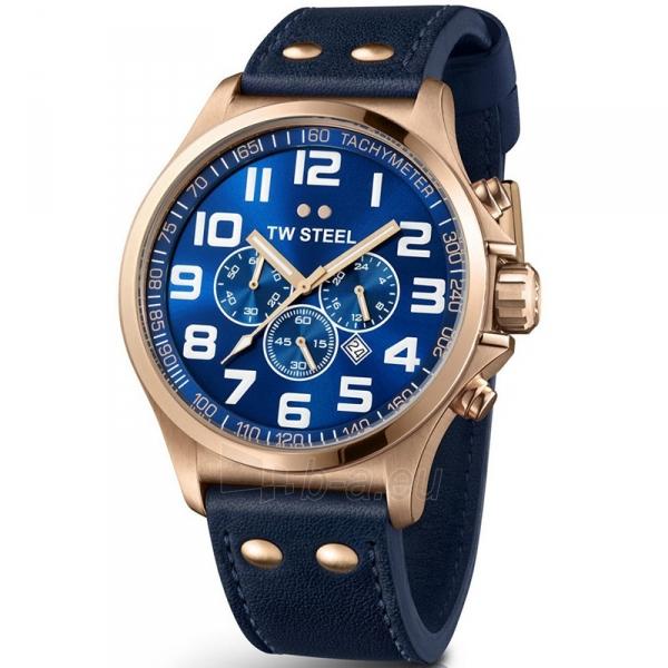 Vyriškas laikrodis TW Steel TW406 Paveikslėlis 1 iš 1 310820010462