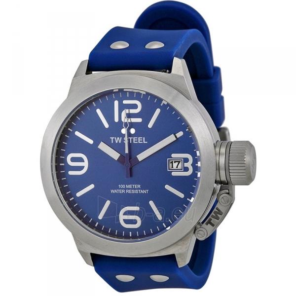 Vīriešu pulkstenis TW Steel TW500 Paveikslėlis 1 iš 1 310820010487