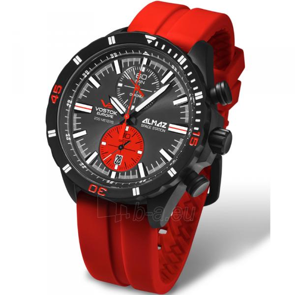Vyriškas laikrodis Vostok Europe Almaz6S11-320C260SI Paveikslėlis 1 iš 4 310820171778