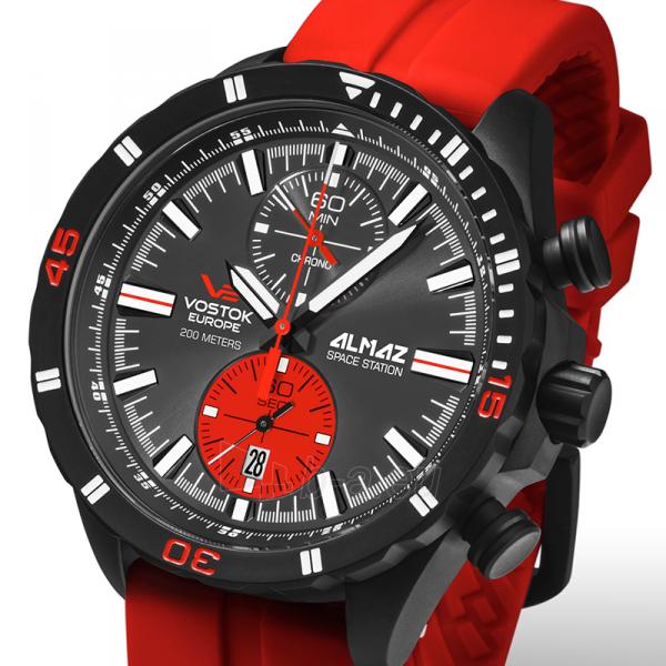 Vyriškas laikrodis Vostok Europe Almaz6S11-320C260SI Paveikslėlis 2 iš 4 310820171778