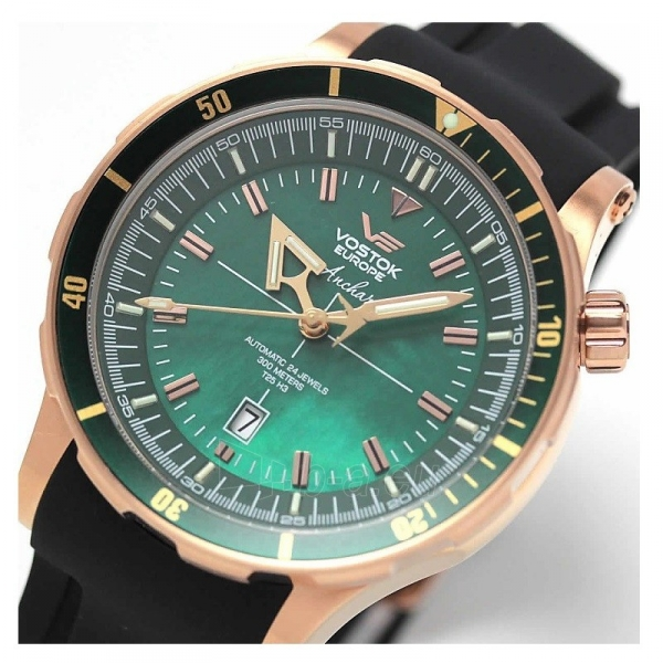 Male laikrodis Vostok Europe Anchar NH35A-5109248 Paveikslėlis 5 iš 10 310820010499