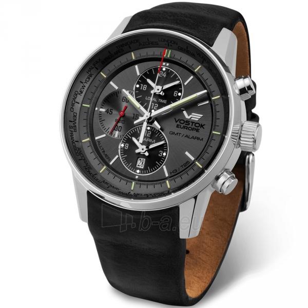 Vyriškas laikrodis Vostok Europe GAZ-14 Limousine YM26-565A291 Paveikslėlis 1 iš 1 310820159624